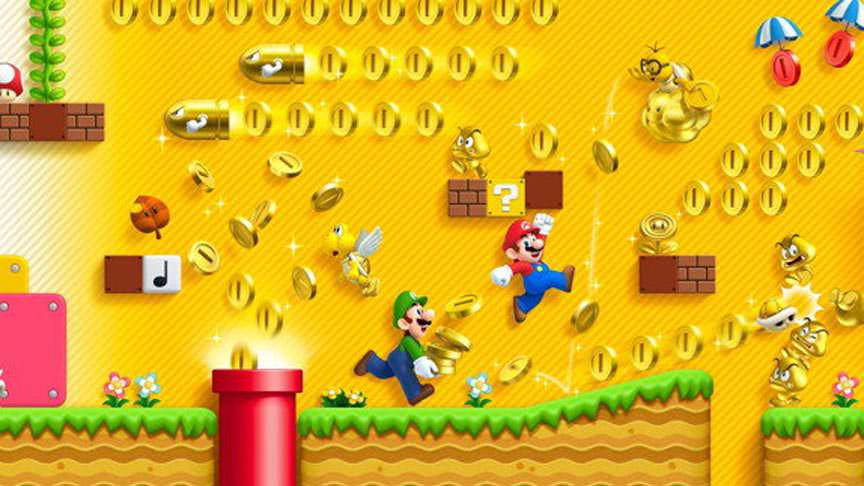 Nuevo pack de Nintendo 2DS + 'New Super Mario Bros. 2'