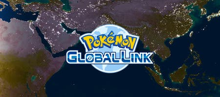 Pokémon Global Link en mantenimiento