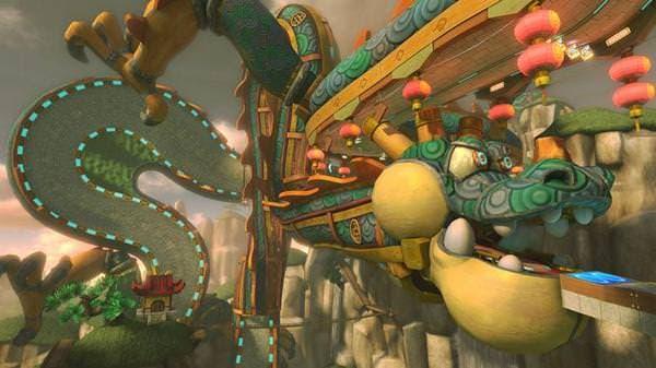 Conocemos la fecha del primer pack del DLC de 'Mario Kart 8'