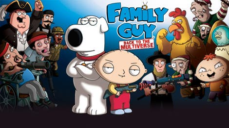 'Family Guy: Back To The Multiverse' fue planeado para Wii/3DS, pero se canceló