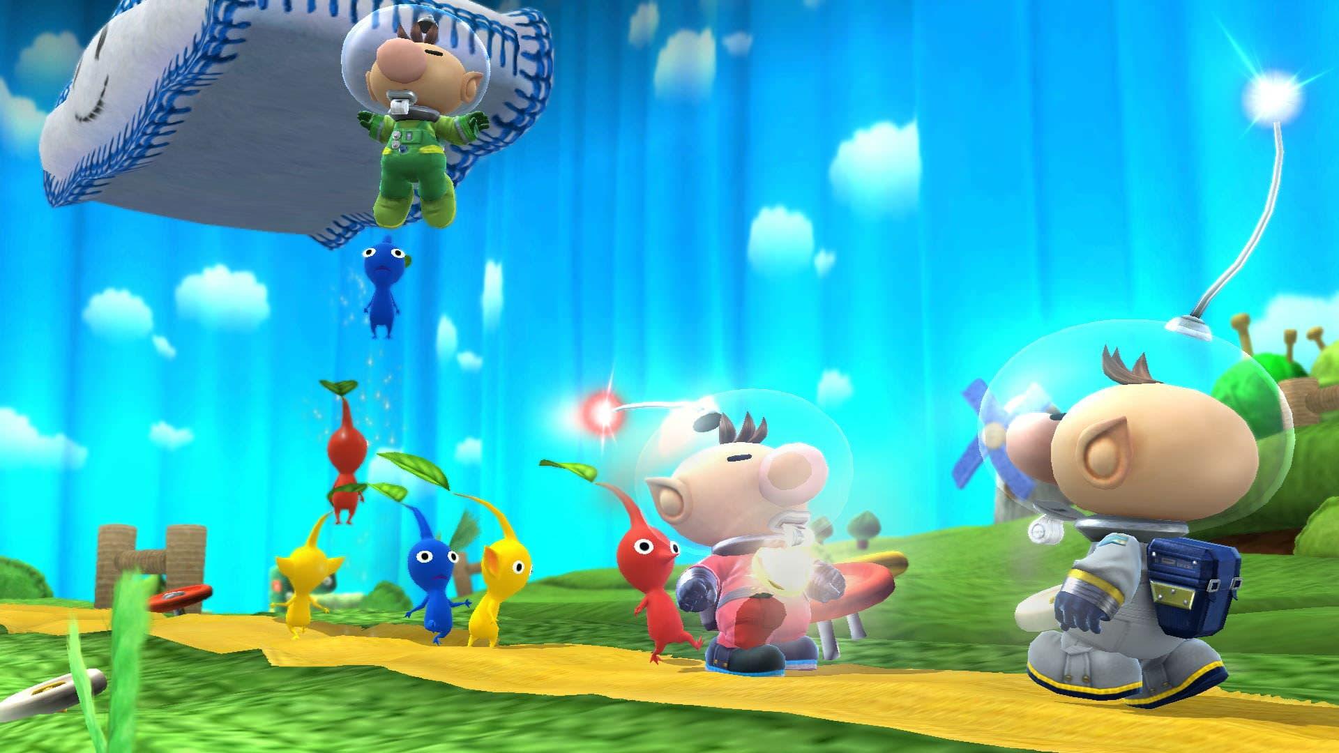 Detalladas todas las novedades de la actualización 1.0.6 de 'Super Smash Bros. for Wii U / 3DS'