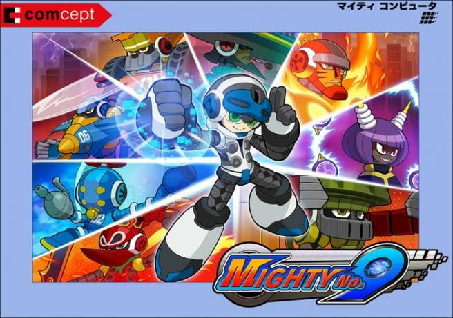 Mighty No. 9's
