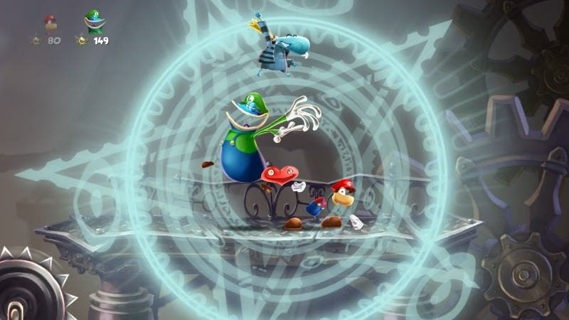 Michel Ancel habla sobre la adaptación de 'Rayman Legends' en Switch