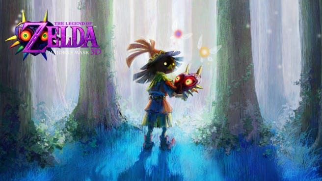 'The Legend of Zelda: Majora's Mask 3D' Edición Limitada agotada en unos minutos en EB Games Canadá
