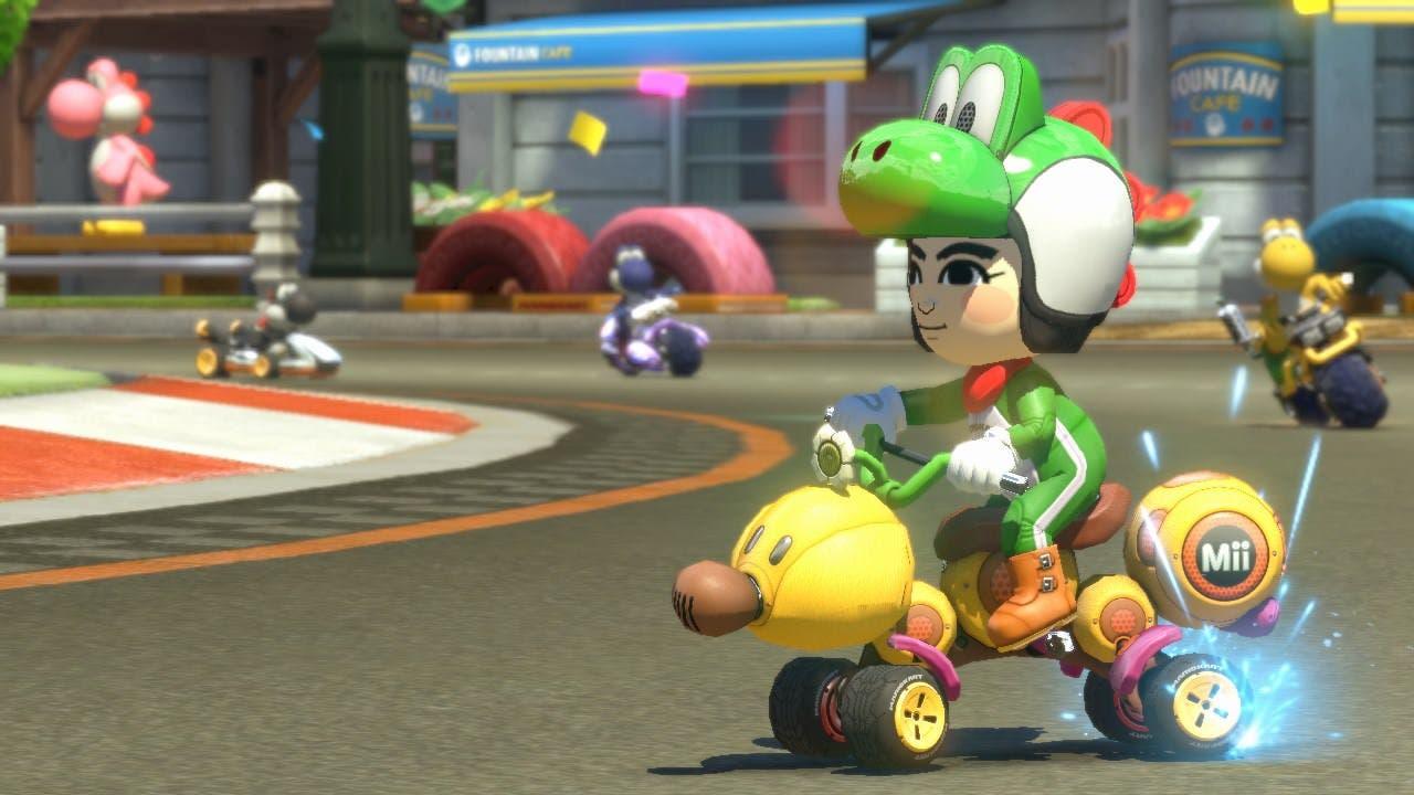 Nuevos atuendos para nuestros Mii en 'Mario Kart 8' con los últimos amiibo