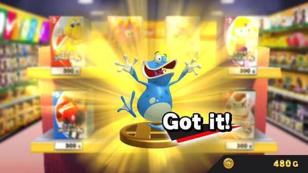 Bárbara y Globox también tendrán trofeo en 'Super Smash Bros. for Wii U'