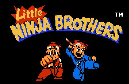 'Little Ninja Brothers' y 'Flying Warriors' llegarán a la Consola Virtual