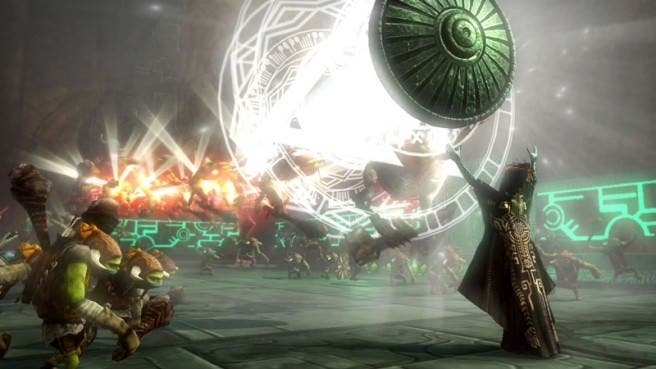 Midna real será agregada a 'Hyrule Warriors' a través del próximo DLC