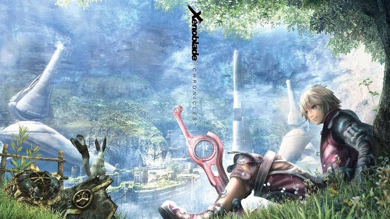 'Xenoblade Chronicles' llegará mañana a la eShop americana de Wii U
