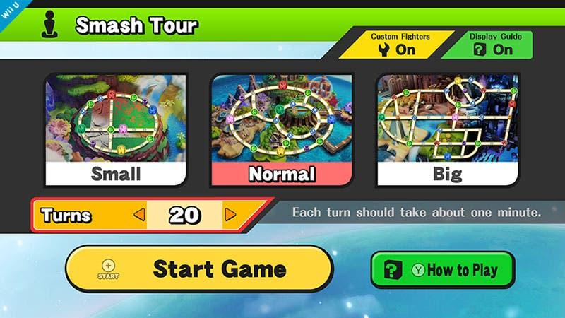 Sakurai nos habla sobre el Mundo Smash de 'Super Smash Bros. for Wii U'