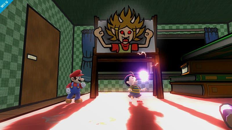 Sakurai proporciona nuevos detalles sobre el escenario Gamer de 'Super Smash Bros. for Wii U'
