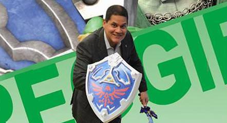 La figura Reggie Fils-amiibo, ¿próximamente en tu tienda más cercana?