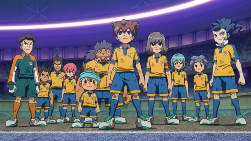 Level-5 registra 'Inazuma Eleven GO Galaxy' en Europa