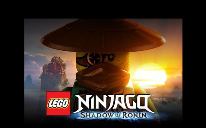 Warner Bros anuncia 'LEGO Ninjago: Shadow of Ronin' para Nintendo 3DS