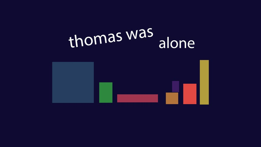 [Análisis] Thomas Was Alone (eShop Wii U)