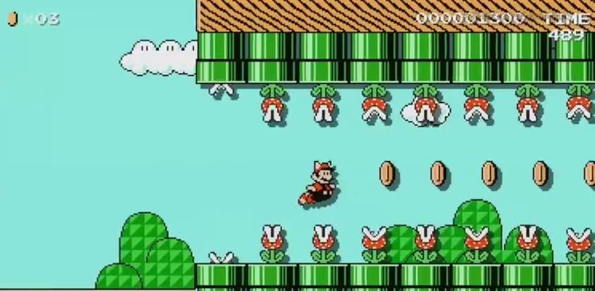 [Rumor] 'Mario Maker' permitirá diseñar secuencias de niveles