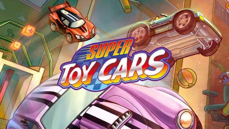 El parche de 'Super Toy Cars' ya está disponible en Europa y llegará muy pronto a Norteamérica