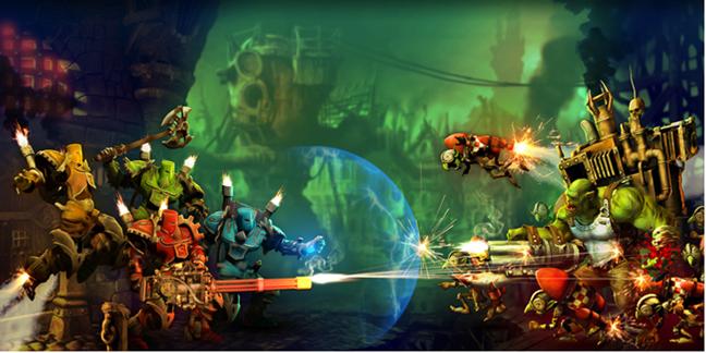 Black Forest Games llevará 'Dieselstormers' a Wii U