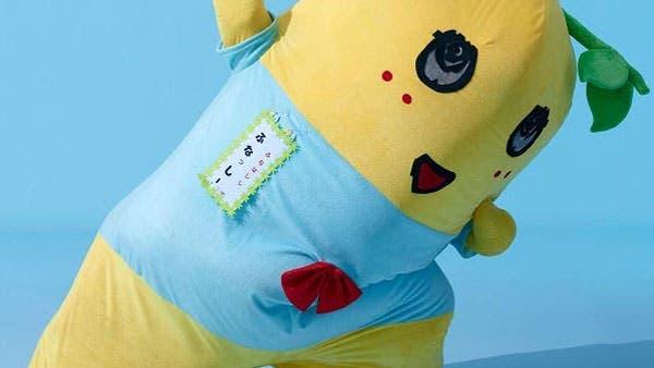 Funassyi, la mascota de  Funabashi, tendrá su propio par de juegos en Nintendo 3DS