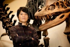 Ryozo Tsujimoto presenta 'Monster Hunter 4' hoy en Madrid