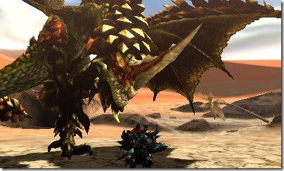 El director de 'Monster Hunter 4 Ultimate' explica el lanzamiento en Nintendo 3DS