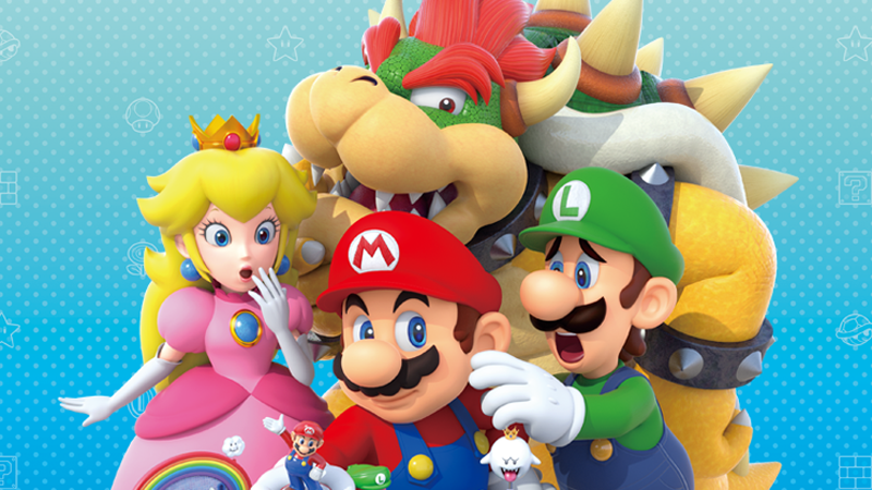 Comercial de 'Mario Party 10' para los Kids Choice Awards 2015