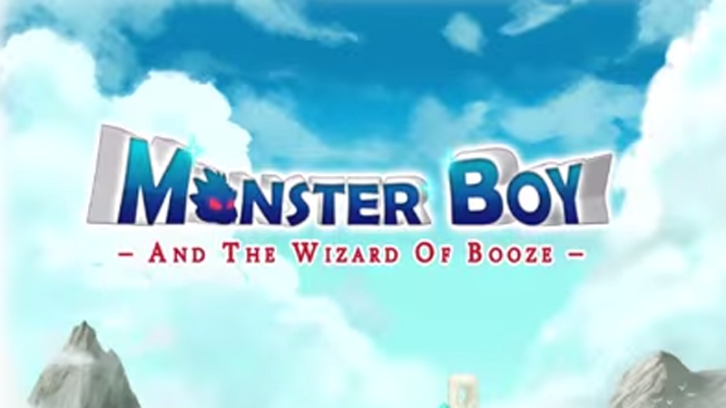 'Monster Boy and The Wizard of Booze', sucesor espiritual de 'Wonder Boy', podría llegar a Wii U