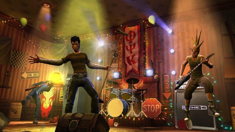 A Harmonix le interesa saber si nos gustaría un nuevo juego de 'Rock Band'