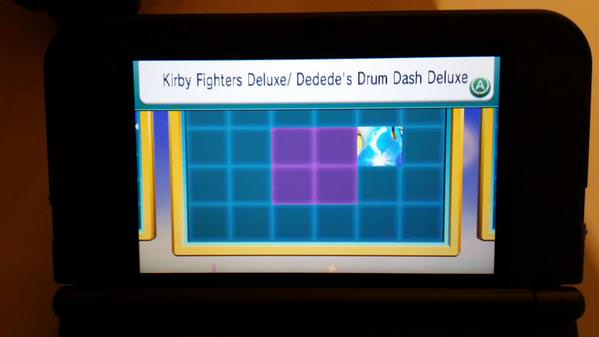 Ya disponible el puzle de 'Kirby Fighters Deluxe / Dedede's Drum Dash Deluxe' para StreetPass