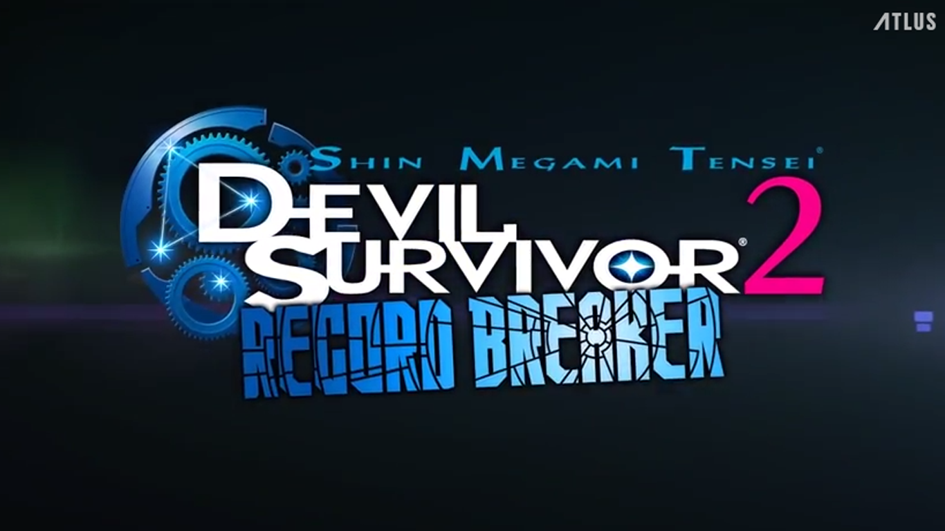 Unboxing de la edición first-print de 'Devil Survivor 2: Record Breaker'