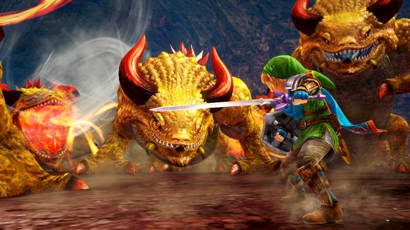 [Act.] Tráiler de lanzamiento de Hyrule Warriors: Definitive Edition
