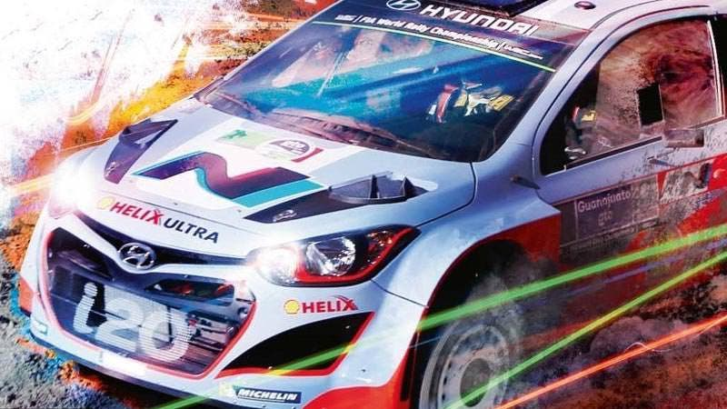 [Análisis] WRC FIA World Rally Championship The Official Game para Nintendo 3DS