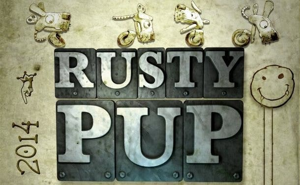 Nuevo par de cortos de 'The Unlikely Legend of Rusty Pup'