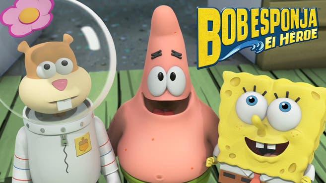 'Bob Esponja: El Héroe' podría ser el primer título de Nintendo 3DS en usar Unity
