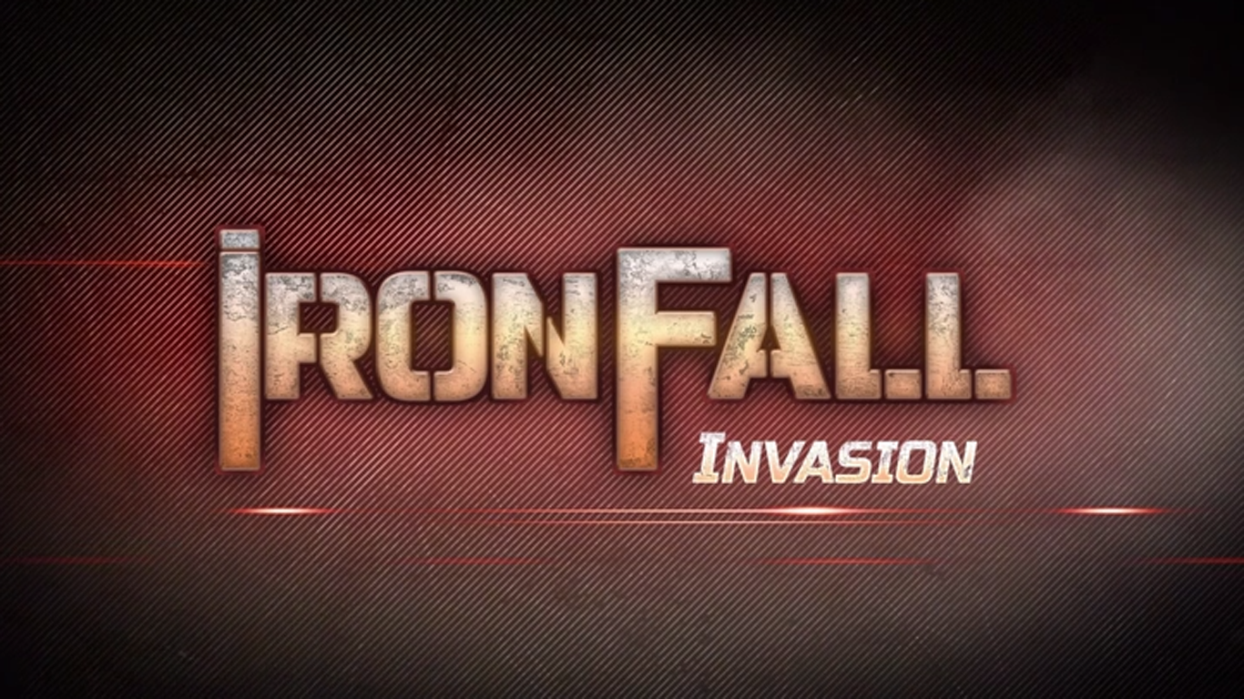 Nueva actualización disponible para 'IronFall Invasion'