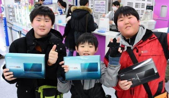 Ventas de juegos y consolas en Japón (2/2 – 8/2, 2015)
