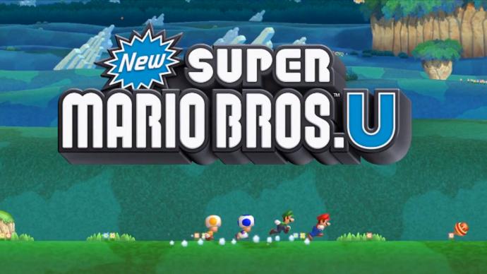 'Gunman Clive 2' parece rendir homenaje al logo de 'New Super Mario Bros.'