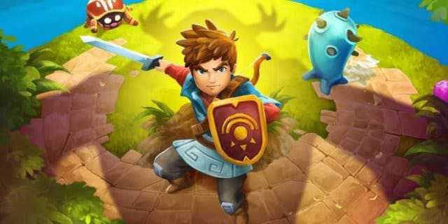 [Act.] Oceanhorn: Monster of Uncharted Seas no tendrá versión en formato físico, tamaño de la descarga