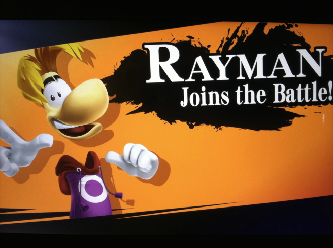 El rumor del DLC de Rayman para 'Super Smash Bros. for Wii U y 3DS' queda desacreditado