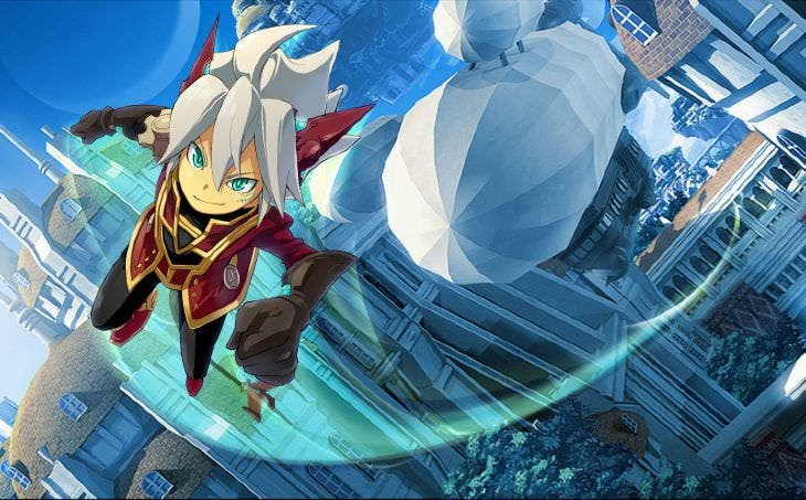 Famitsu califica a 'Rodea: The Sky Soldier' y 'Theatrhythm Dragon Quest'  (23/3/15)