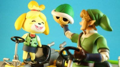 DLC de 'Animal Crossing' y nuevo modo 200cc disponible para 'Mario Kart 8' el 23 de abril