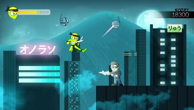 Primeros detalles de 'Neon the Ninja'