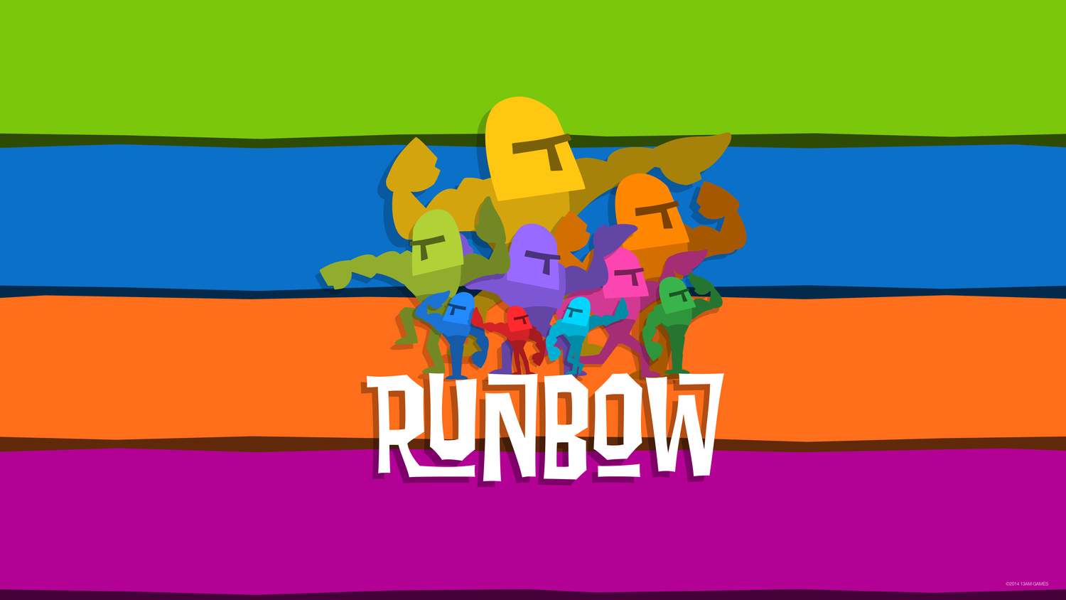 La versión digital de Runbow se retrasa en Nintendo Switch