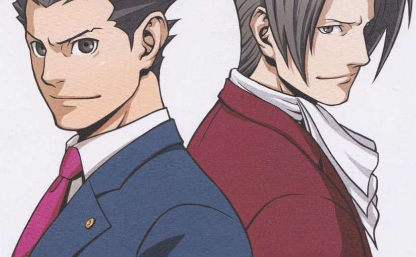 Edgeworth y Blackquill volverán en 'Ace Attorney 6'