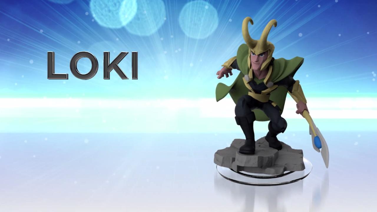 Loki y Falcon se unen a 'Disney Infinity 2.0'