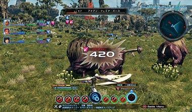 Nuevos detalles sobre el sistema de batallas de 'Xenoblade Chronicles X'
