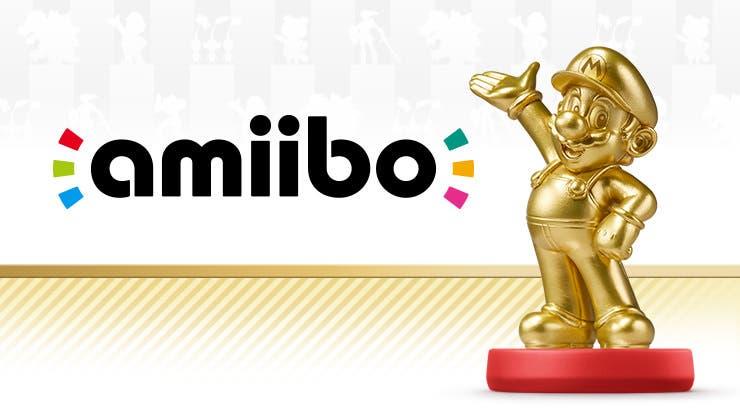 amiibo gold mario dorado