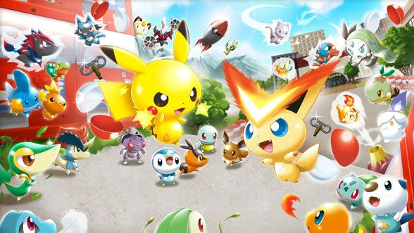 'Pokémon Rumble World' registrado en Australia. ¿Nuevo título de 'Pokémon' a la vista?