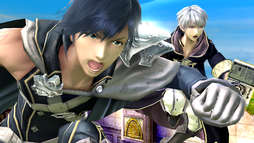 Un mod consigue introducir a Chrom en 'Super Smash Bros. Brawl'