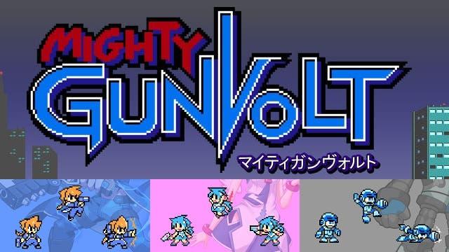 [Análisis] Mighty Gunvolt (eShop 3DS)